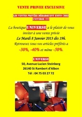 vente privee exclusive mail 08 01 2013