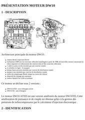 Fichier PDF presentation moteur dw10 2 0 hdi