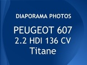 Fichier PDF diaporama photos peugeot 607