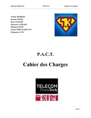 cahier des charges pact 53