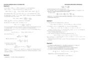 correction exercice convergence