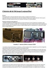 l histoire de la cibi jusqu a aujourd hui par dundee33
