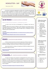 newsletter bach sap 1 1