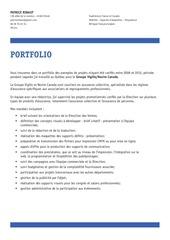 patrice ribaut portfolio