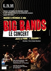 tract big bands