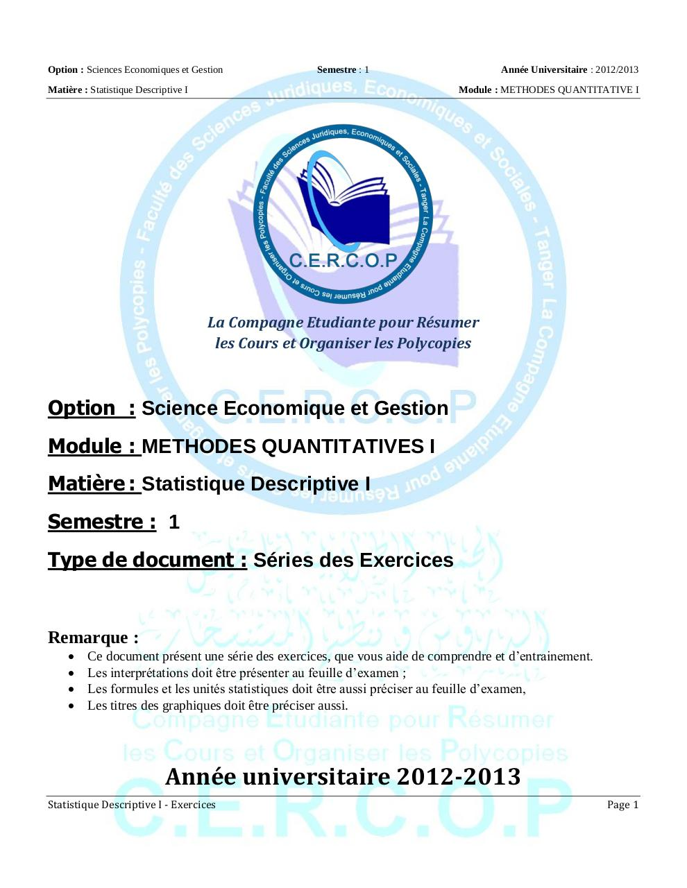exercices statistiques.pdf - page 1/6