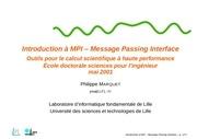Fichier PDF mpi