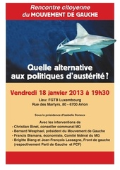 ass citoyenne lux 18 01 2013