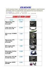 liste de prix d accessoire informatique hafedh