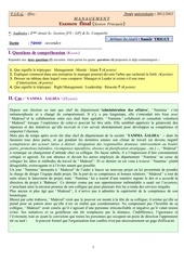 examen management 2012 2013