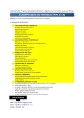 Fichier PDF programme la comptabilite des immobilisations scf