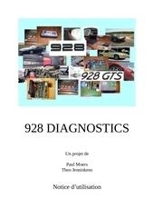 manuel de diagnostic porsche 928