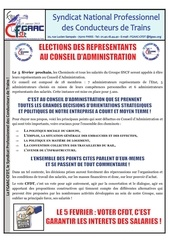 13 01 15 tr fgaac cfdt elections conseil d administration