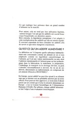 Guide des additifs alimentaires inoffensif ou dangereux .pdf - page 6/50
