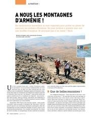 Fichier PDF montagne d armenie