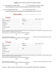 bulletin d incription site 1