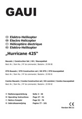 hurricane425 de en fr nl