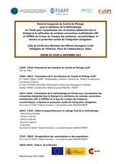 ordre du jour dakar 1112 maese