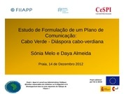 presentation 1 sonia melo