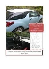 Fichier PDF ds3 vente