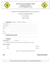 fiche inscription bourses 2013 pdf
