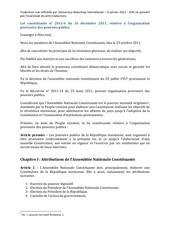 l 2011 6 organisation provisoire des pouvoirs publics fr dri 2