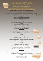 Fichier PDF menu saveurs st valentin fevrier 2013