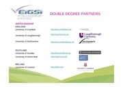 double degree partners