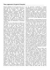 tribune lib nous opposants la guerre fran aise au mali 18 01 201
