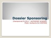 dossier sponsoring championnat f4 guillaume du cheyron 1