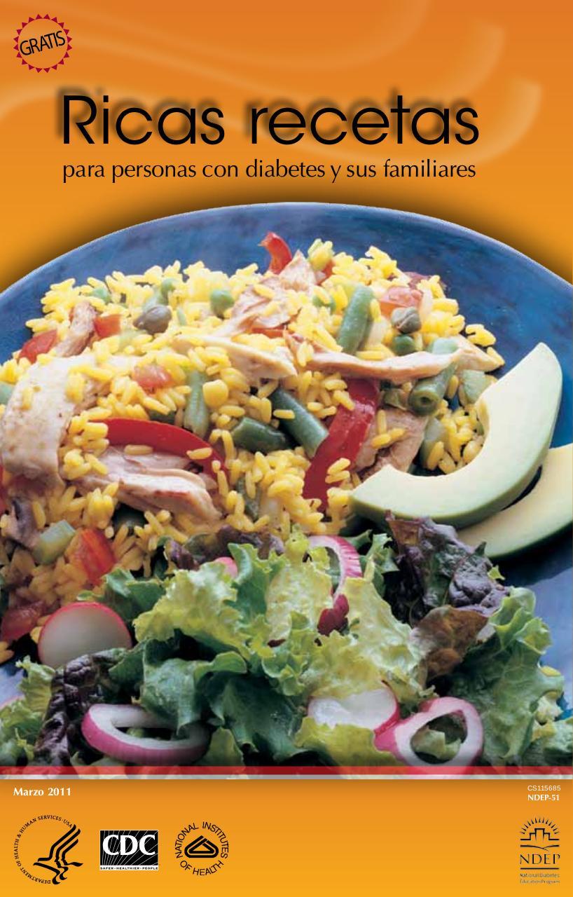 recetas de pérdida de grasa pdf