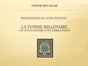 tunisie millenaire presentation 1 1
