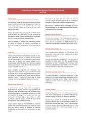 proposition de reorganisation des missives et parametres du comp 1