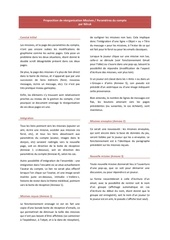 proposition de reorganisation des missives et parametres du comp