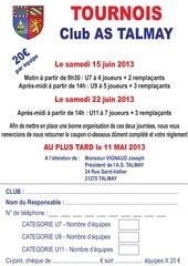 Fichier PDF tournoi 06 2013