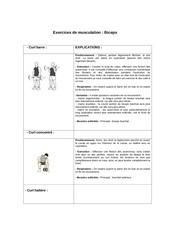Fichier PDF exercices de musculation picture 1