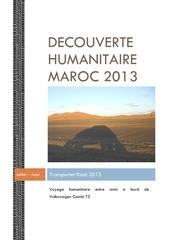 Fichier PDF raid maroc 2013 1