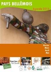agenda 1er trimestre 2013