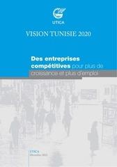 Fichier PDF vision prospective tunisie 2020 elaboree par l utica