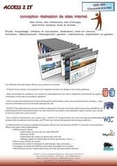 Fichier PDF datasheet developpement internet 2