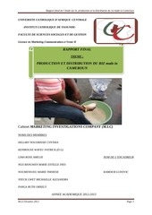 mache du riz made in cameroun afrique 2013