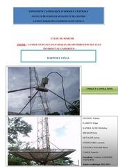 marche cles internet au cameroun afrique 2013