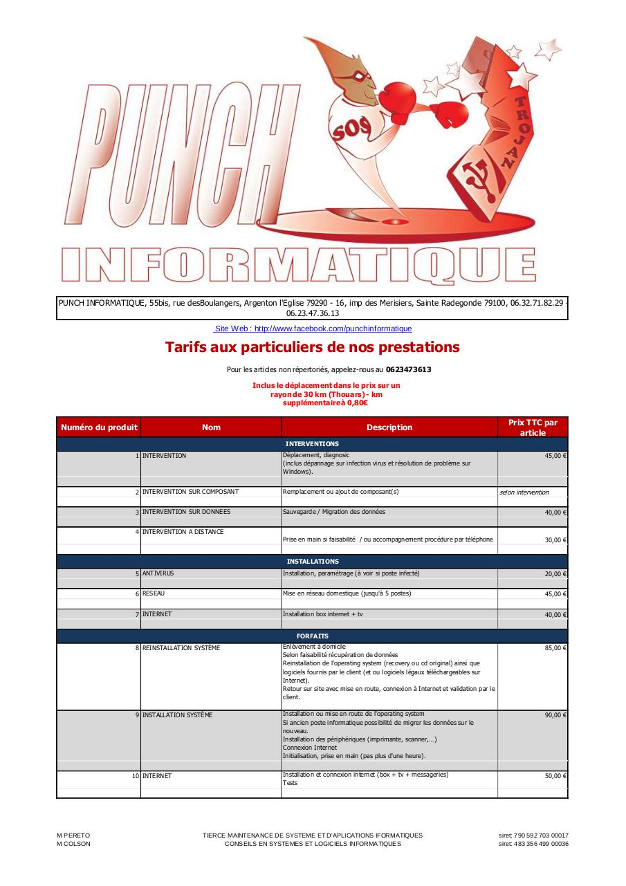 Aperçu du document tarifs-punchinformatique-hors-formations.pdf - page 1/1