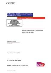 Fichier PDF consigne conges 2012