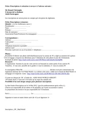 Fichier PDF inscription madworld2012