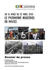 le patrimoine industriel en images 2013
