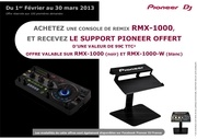 pioneer offre omagasin