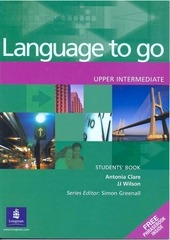 language to go upper int students book