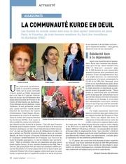 assassinats kurdes