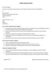 Fichier PDF contrat fa
